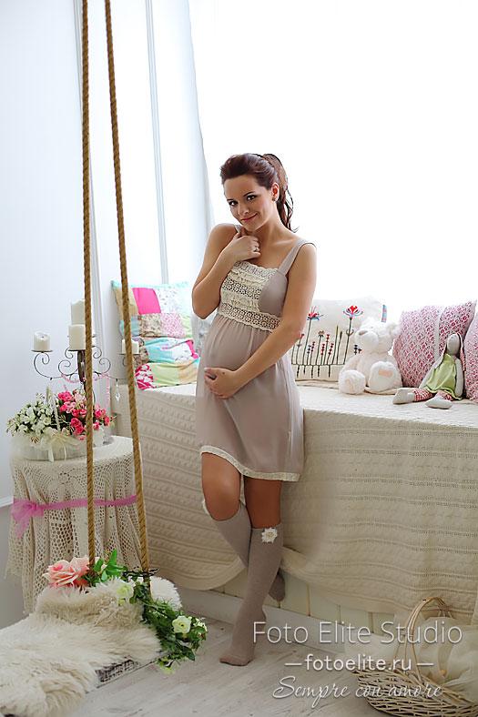 купить беременную фотосессию