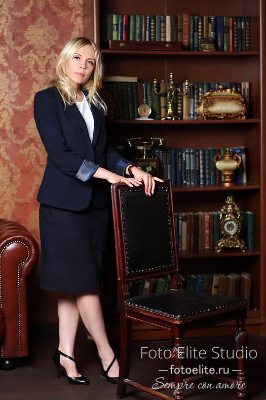 деловой портрет фото
