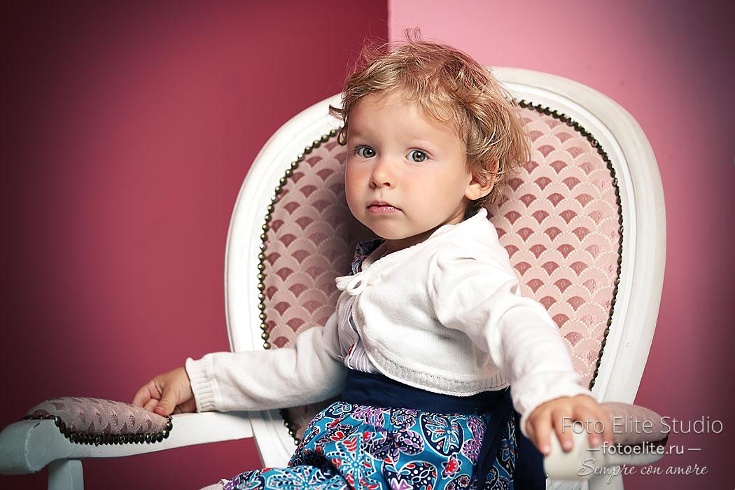 детская фотосессия в студии москва недорого