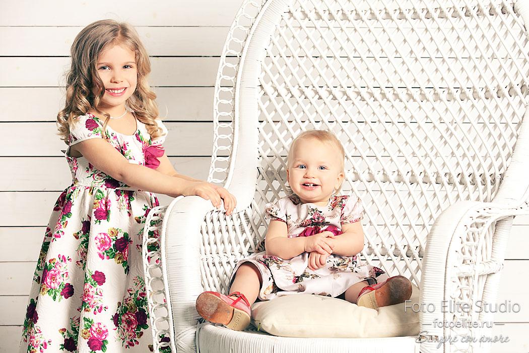 детские фотосессии с детьми в студии фото