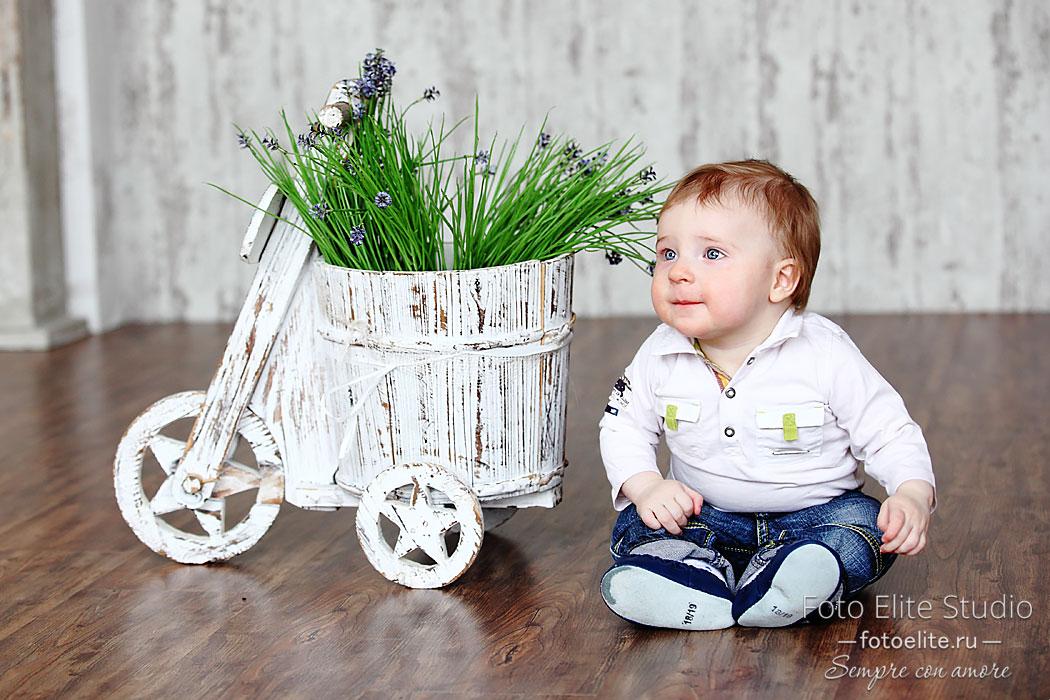 детская детская фотосессия