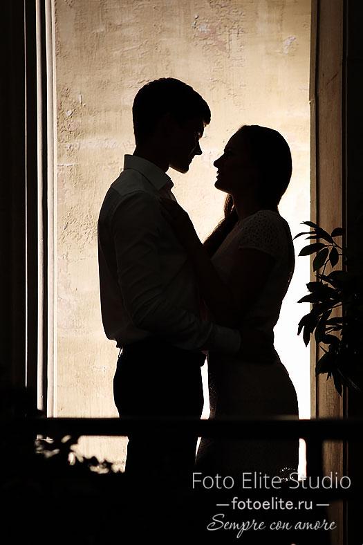фотосессии в стиле love story